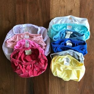 Lot Baby Girl's Diaper Covers For Under Dresses